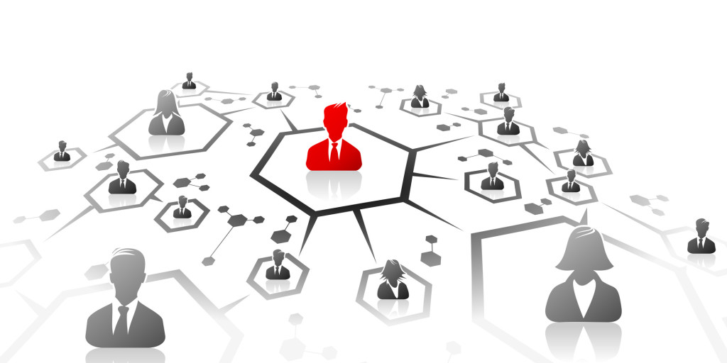 Marketing de réseau relationnel MLM